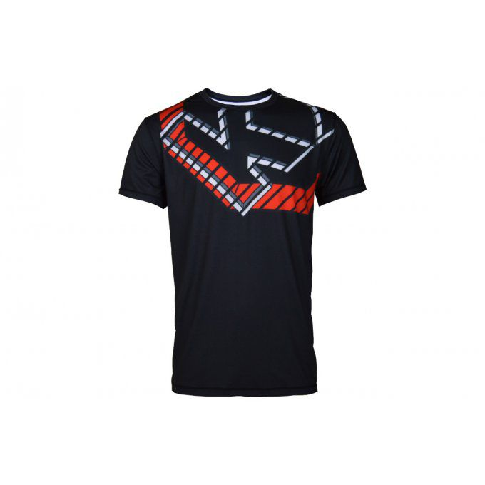 Rockkick Team Black T-shirt.