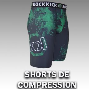 Short de compression MMA